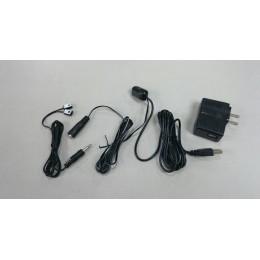 IR BOX 紅外線轉發器 【1分2】1接收+2發射.遙控器 接收器 發射器 延長器 延伸器 收發器 室內設計.音響環控