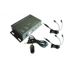 IR BOX 擴充型【1分4】紅外線轉發器【最多3接收12發射 】遙控器 接收器 發射器 延長器 延伸器 收發器