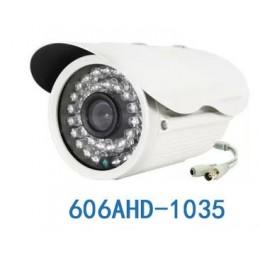 AHD攝影機130萬960P【36LED燈廣角.30米夜視低躁】防水槍型3.6紅外夜視.可照車牌606AHD+1035