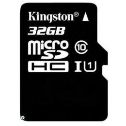 32G  Micro SD(TF) U1 金士頓記憶卡 隨機版