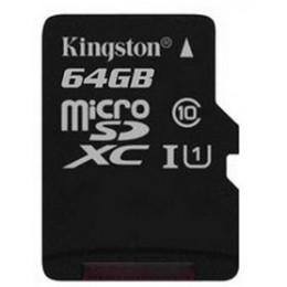 64G  Micro SD(TF) U1 金士頓記憶卡 隨機版