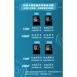 金士頓 64G MicroSD(TF) U1 記憶卡 隨機版