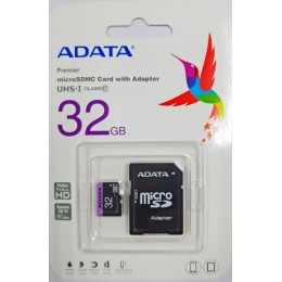 32G  Micro SD(TF) U1 威剛記憶卡 隨機版