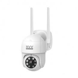 Mijia米家360度雲台防水監視器P1【150度超廣角 1080P語音對話】H265手機APP遠端無線WIFI監視器