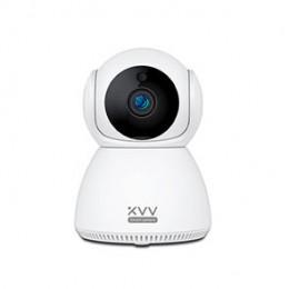 Mijia米家360度雲台室內監視器Q8【1080P語音對話】H265手機APP遠端無線WIFI監視器