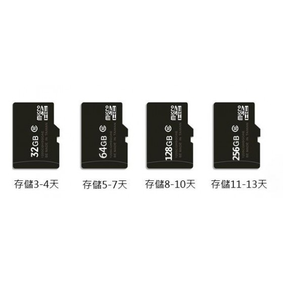 128G MicroSD(TF) U1 記憶卡 隨機版