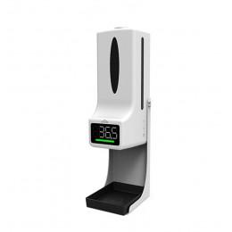 2021新款【K9X旗艦版】自動感應洗手機 皂液器 消毒機 酒精噴霧機
