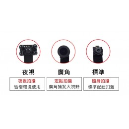 K9W無線4K針孔攝影機的配件【夜視鏡頭】28PIN專用鏡頭