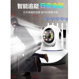 6代有看頭360度無線攝影機【旗艦版080P雙智能全彩追蹤】Yoosee手機APP遠端WIFI監視器