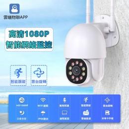 Yi雲蟻360度【全彩追蹤】戶外監視攝影機